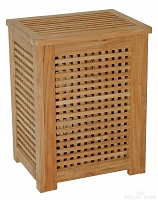 Teak Hamper Large - multi use