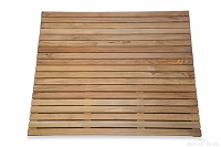 Spa Teak Bath Mat 26in x26in