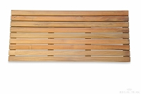 Spa Teak Bath Mat 32in x14in