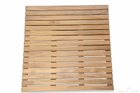 Spa Teak Bath Mat 36in x30in