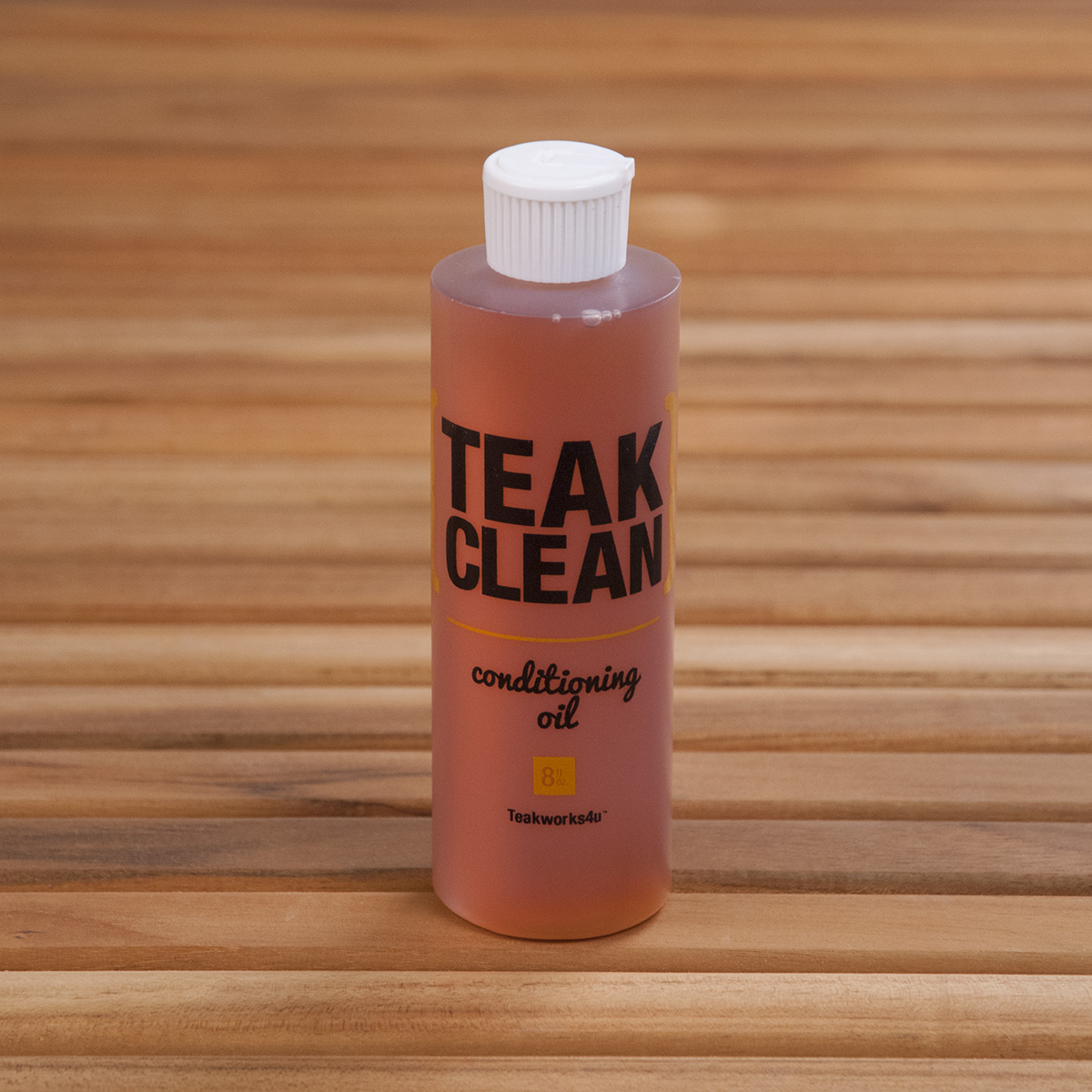 Teak Clean - Teak Conditioning Oil (8oz.)