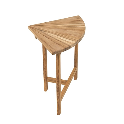 Discount Teak Corner Shower Benches Massive Sale